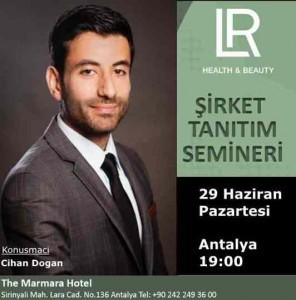 LR Türkei Cihan Dogan